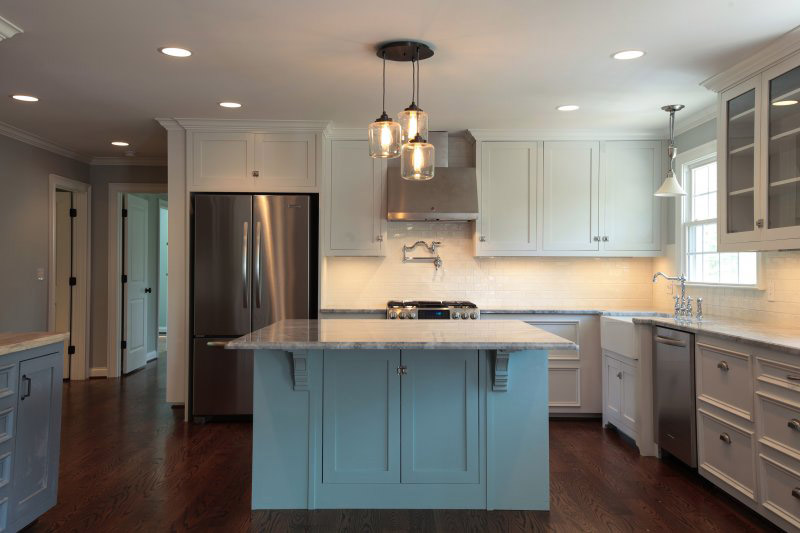How much does it cost to remodel a kitchen casual cottage New kitchen remodel cost
